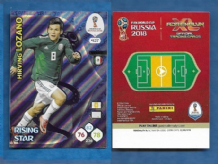 Mexico Hirving Lozano P.S.V Eindhoven 2018 427 Rising Star